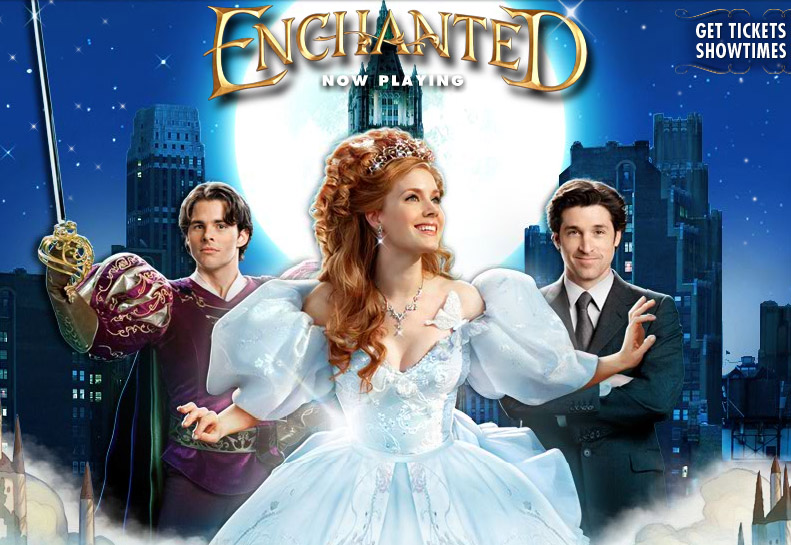「Enchanted movie」の画像検索結果