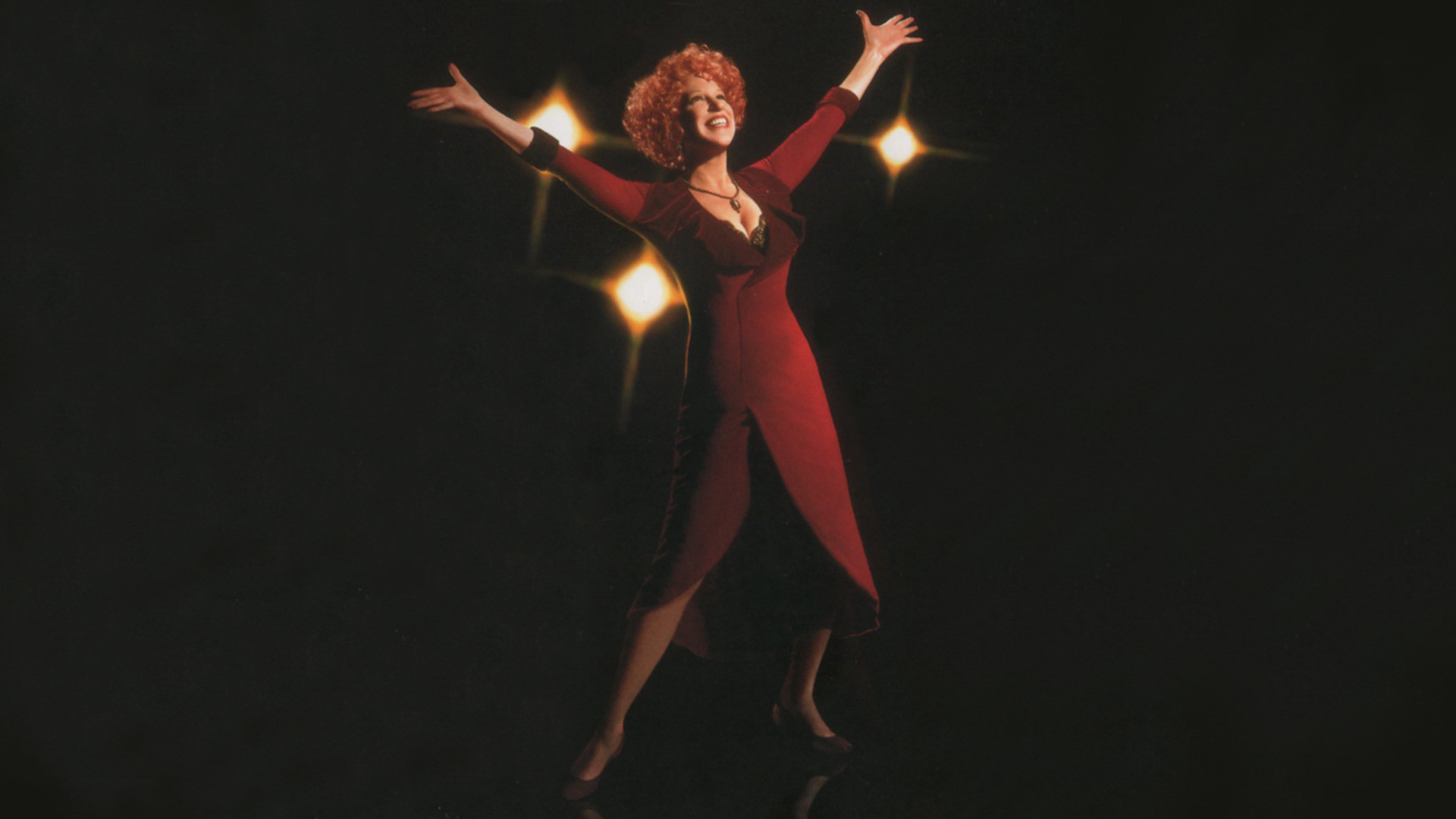 Image result for Mama Rose in Gypsy, bette midler