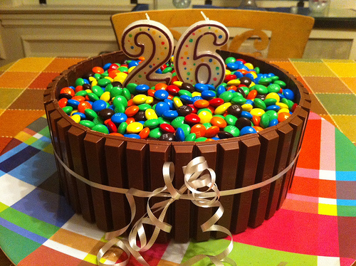 26 лет поздравления с днем рождения